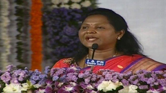 वाईएससीआरपी विधायक श्रीदेवी