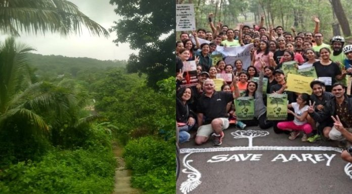 Save Aarey Forest Protest