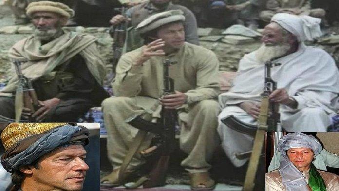 इमरान 'तालिबान खान'
