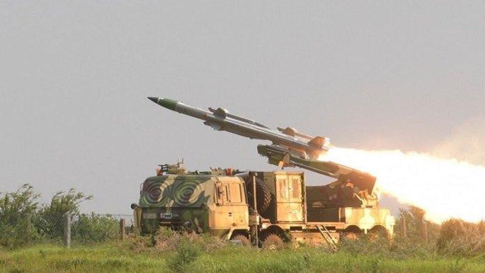 आकाश मिसाइल, रक्षा मंत्रालय