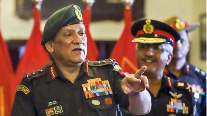 भारतीय सेना, जनरल विपिन रावत