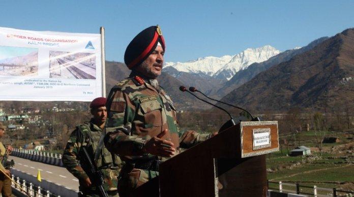 लेफ्टिनेंट जनरल रणबीर सिंह (फाइल फ़ोटो, The Statesman से साभार)