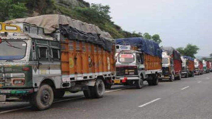 ट्रक ड्राइवर की हत्या