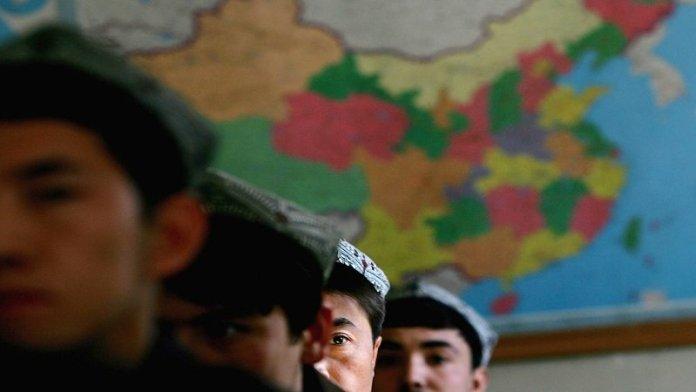 चीन, उइगर मुस्लिम