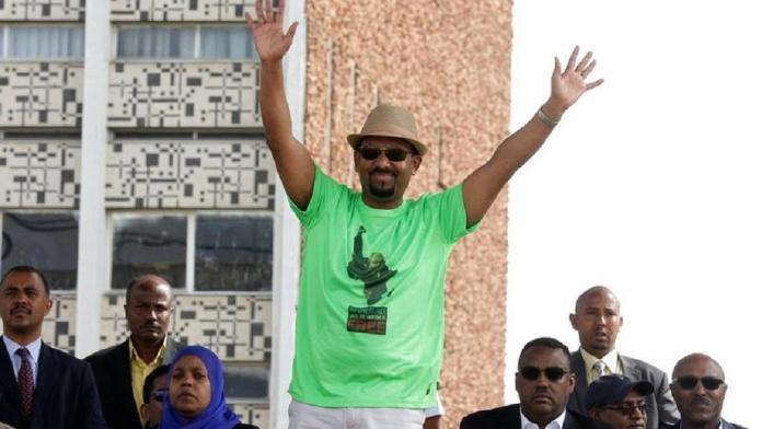 इथियोपिया के प्रधानमंत्री अबिय अहमद अली (तस्वीर BBC से साभार)