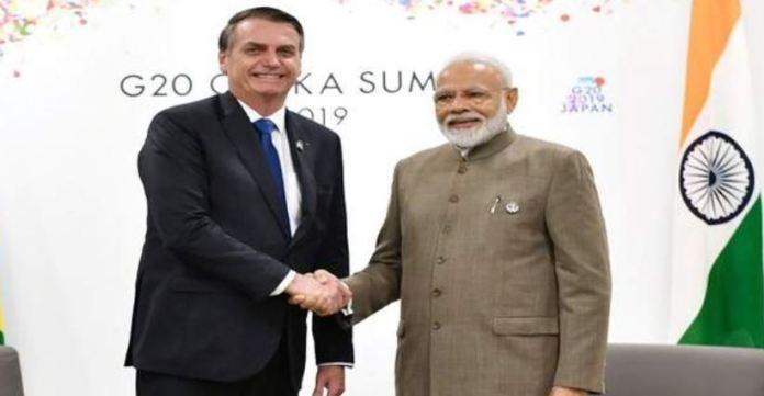 ब्राजील, भारत, पीएम मोदी