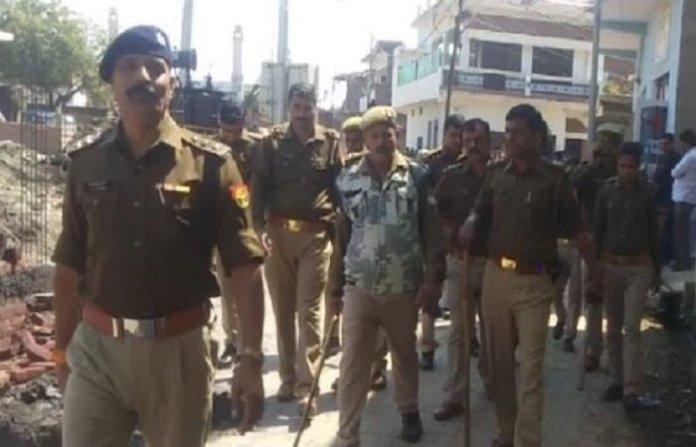 मुजफ्फरनगर पुलिस