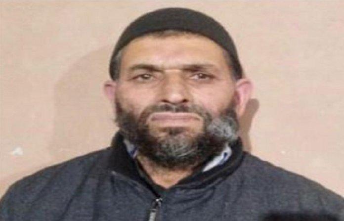 बशीर अहमद गिरफ्तार