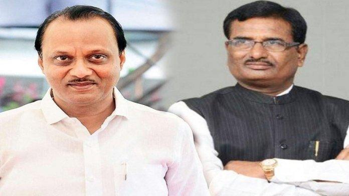 BJP सांसद से मिले अजित पवार