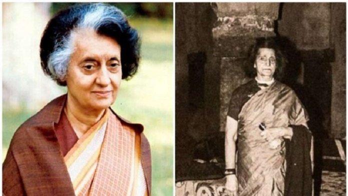 इंदिरा गाँधी, विलायत बेग़म (फाइल फोटो)