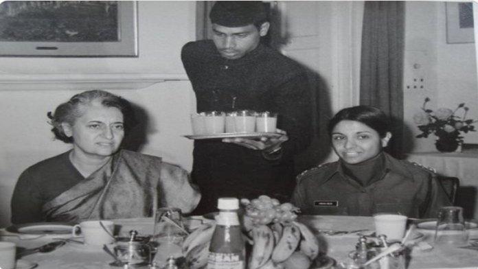इंदिरा गॉंधी-किरण बेदी