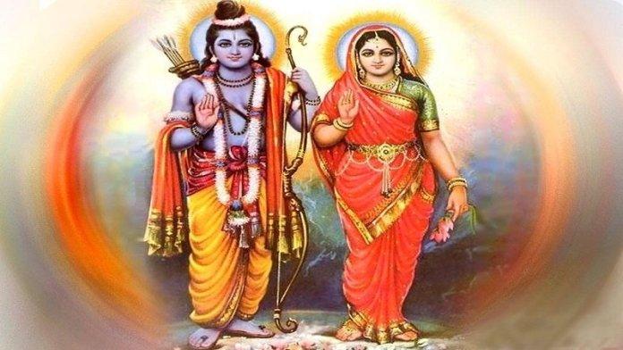 सीता का भव्य मंदिर