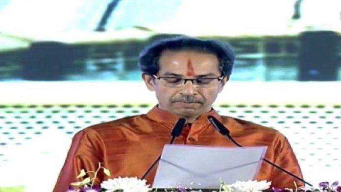 महाराष्ट्र में एक और उद्धव युग