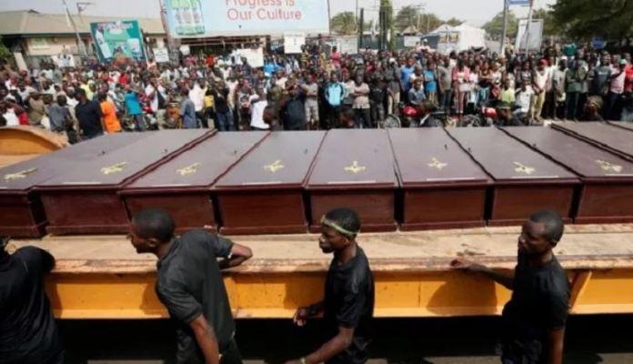 नाइजीरिया में मारे जा रहे हैं इसाई