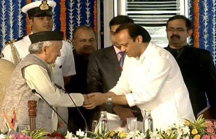अजित पवार, उप मुख्यमंत्री, महाराष्ट्र
