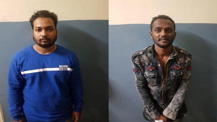भाई का अपहरण, मोइन खान