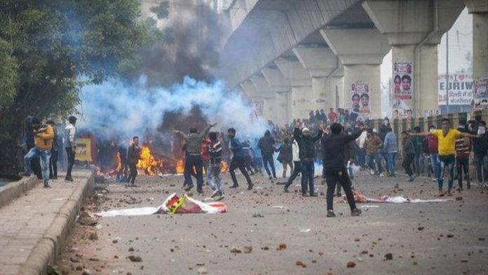 सीमापुरी सीएए हिंसा, दिल्ली