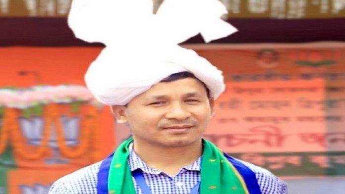 रेबती कुमार त्रिपुरा