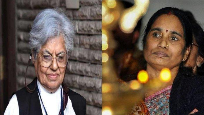 इंदिरा जयसिंह, आशा देवी, निर्भया