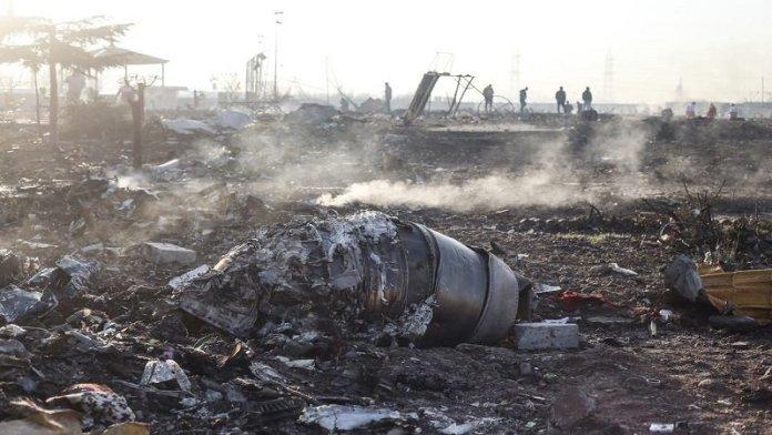 ईरान, यूक्रेन, प्लेन क्रैश