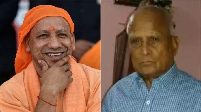 सीएम योगी आदित्यनाथ और सपा सांसद अहमद अबरार