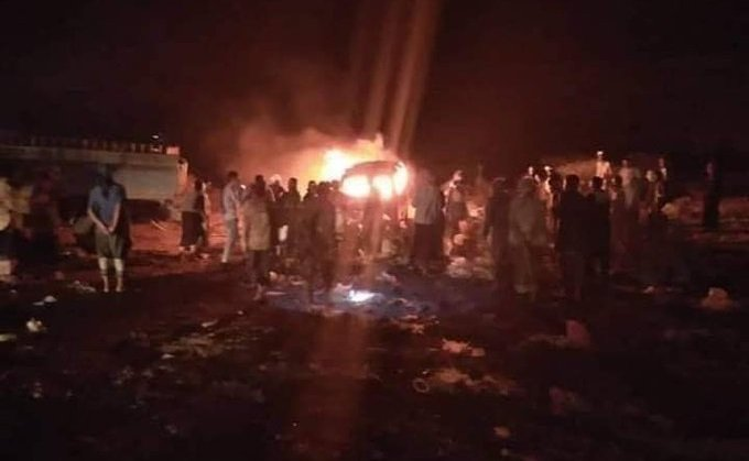 यमन, मस्जिद पर हमला