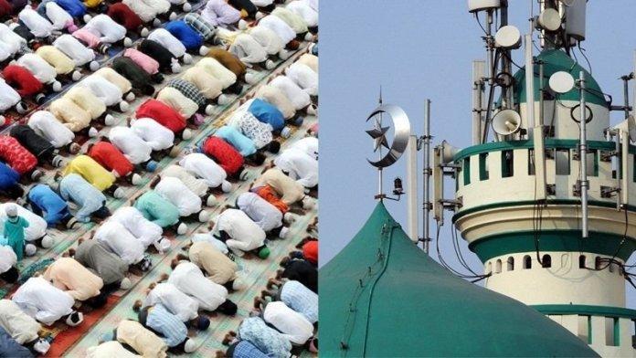 मस्जिद, लाउडस्पीकर, हाईकोर्ट