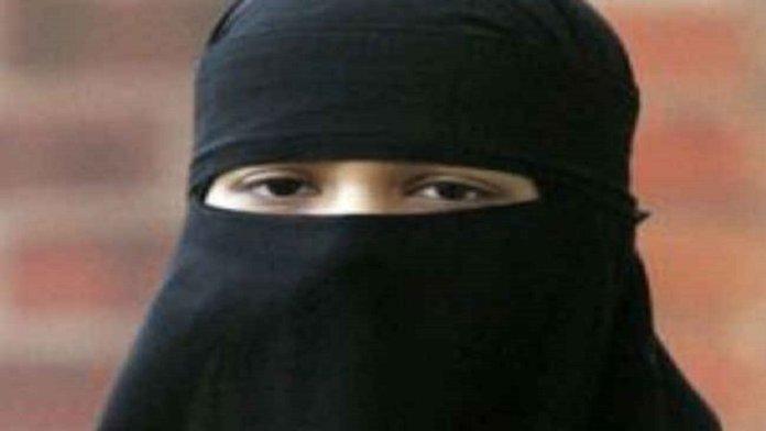 मुस्लिम महिला का फ़ाइल फ़ोटो