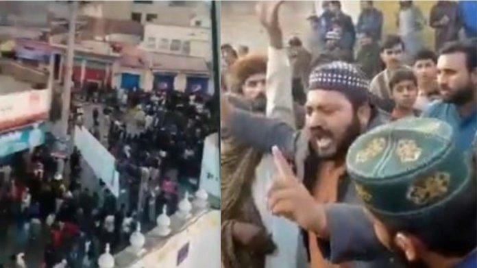 पाकिस्तान, गुरुद्वारा, हमला