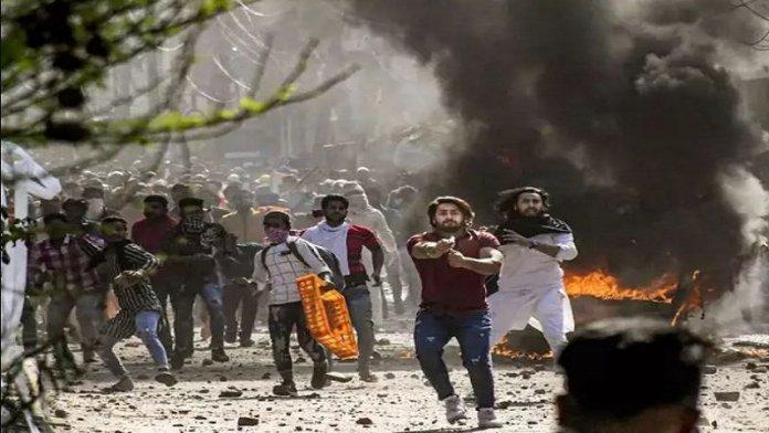 दिल्ली, हिंसा
