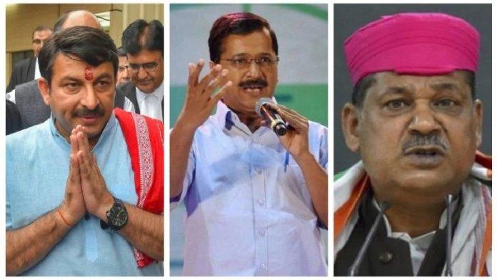 दिल्ली विधानसभा चुनाव