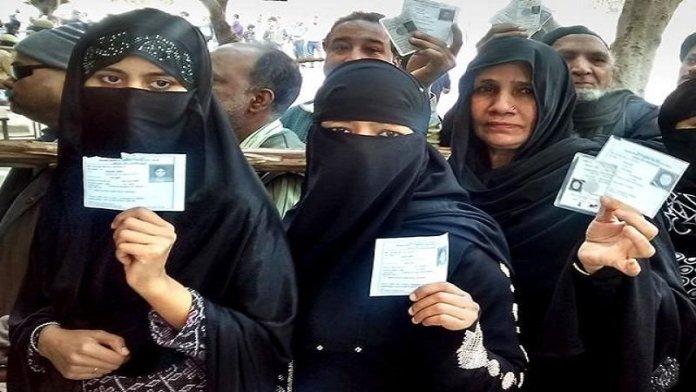 दिल्ली चुनाव, मुस्लिम