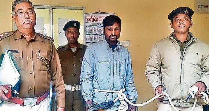 राँची, माँ-बेटी की हत्या कर फरार शमीम हुआ गिरफ्तार