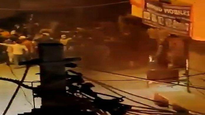 दिल्ली हिंसा, विनोद कुमार हत्या