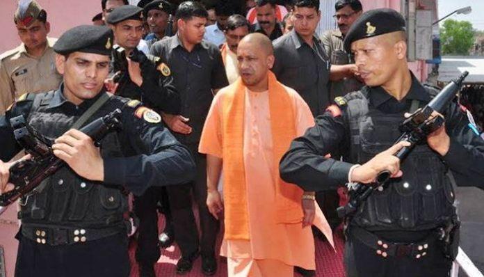 सीएम योगी पर आतंकी हमले की आशंका, गोरखपुुर पुलिस अलर्ट