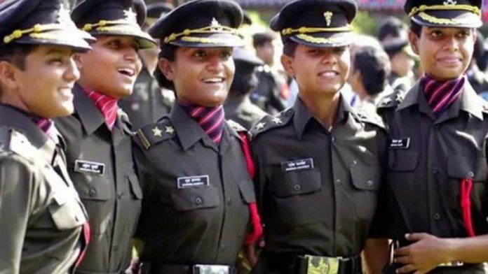 सेना महिला अफसर, सुप्रीम कोर्ट