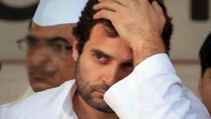 दिल्ली चुनावों में कॉन्ग्रेस की शर्मनाक हार, पतन की ओर जा रही पार्टी