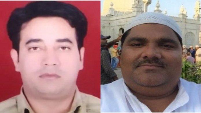 ताहिर हुसैन, अंकित शर्मा, दिल्ली दंगा