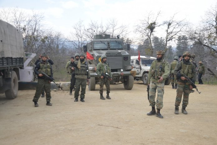 भारतीय सुरक्षाबल