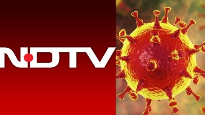 NDTV, कोरोना वायरस