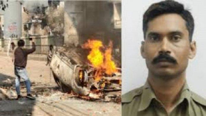 दिल्ली दंगा, दिल्ली पुलिस