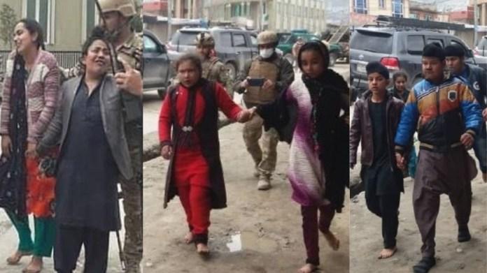 काबुल, गुरुद्वारा पर आतंकी हमला