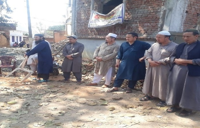 रांची मस्जिद, 11 विदेशी मौलवी