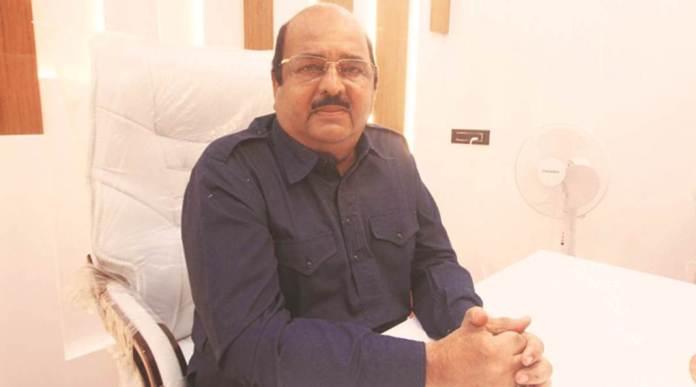 कांग्रेस नेता बदरुद्दीन शेख