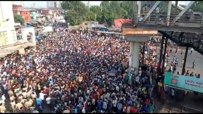 मुंबई, कोरोना वायरस