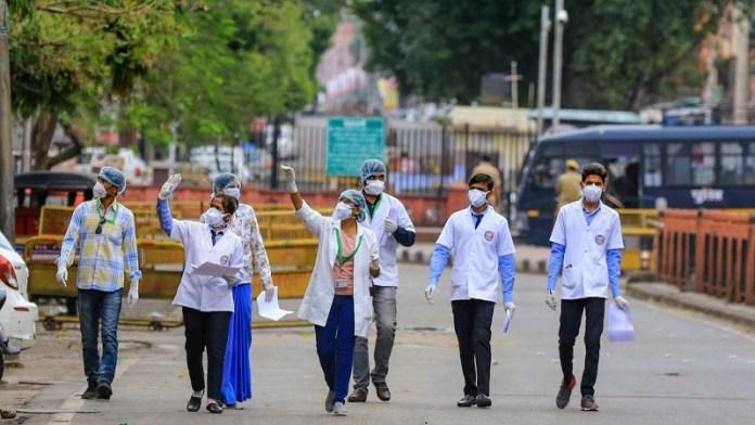 जयपुर, रामगंज, कोरोना वायरस