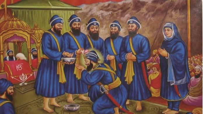 गुरु गोविन्द सिंह, सिख