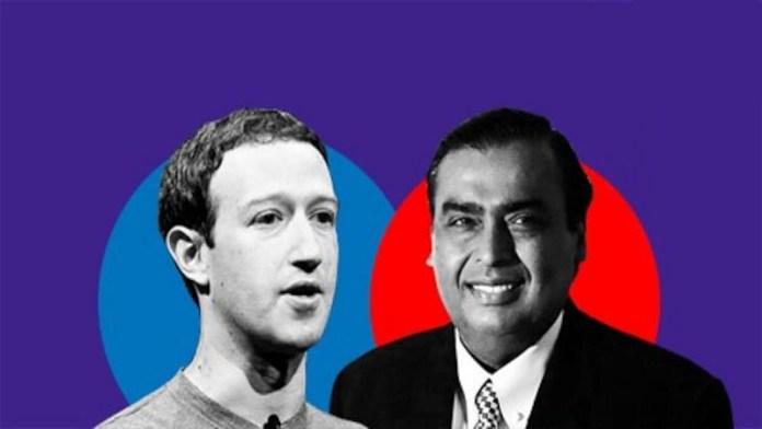 जियो फेसबुक डील