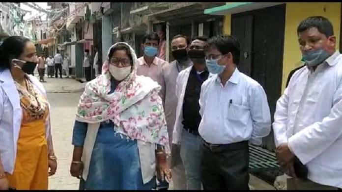 बरेली में नर्स पर हमला