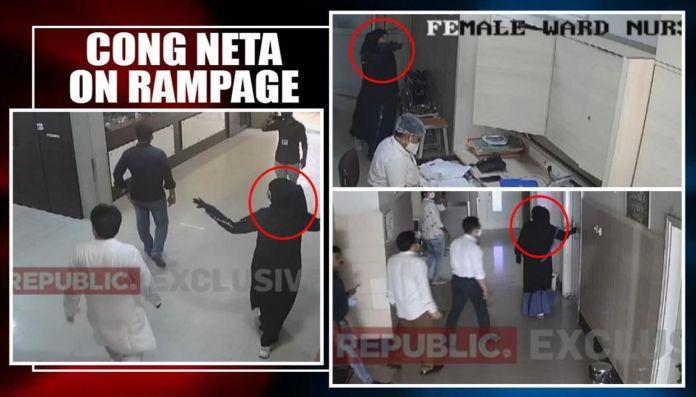 मेहर हैदर, मुंबई अस्पताल